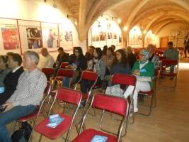 L'architecture moderne au Maroc : une conférence de M. J-Louis Cohen Dscn8011