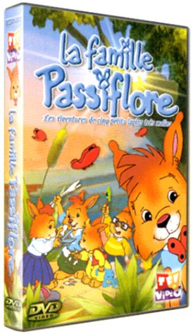 """23 novembre 2013 - Ciné-môme : """"La famille Passiflore"""" La_fam10"""