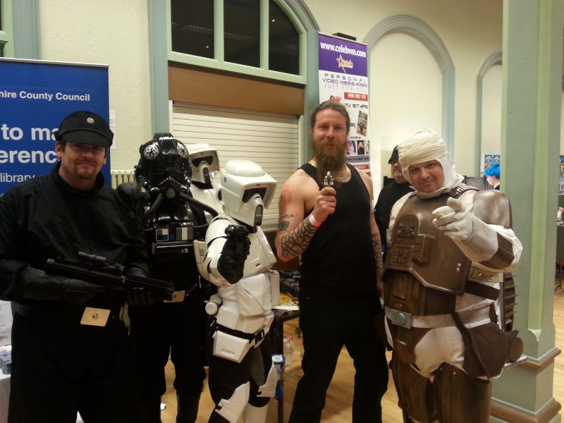 Burnley Star Wars Fun Day 20140413