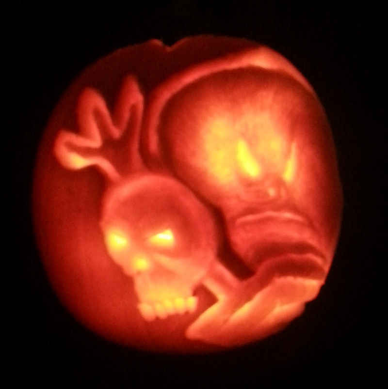 "1st Annual "" TIG STAR WARS PUMPKIN CARVING CONTEST ""  - **WINNING ENTRIES** - Page 3 213"