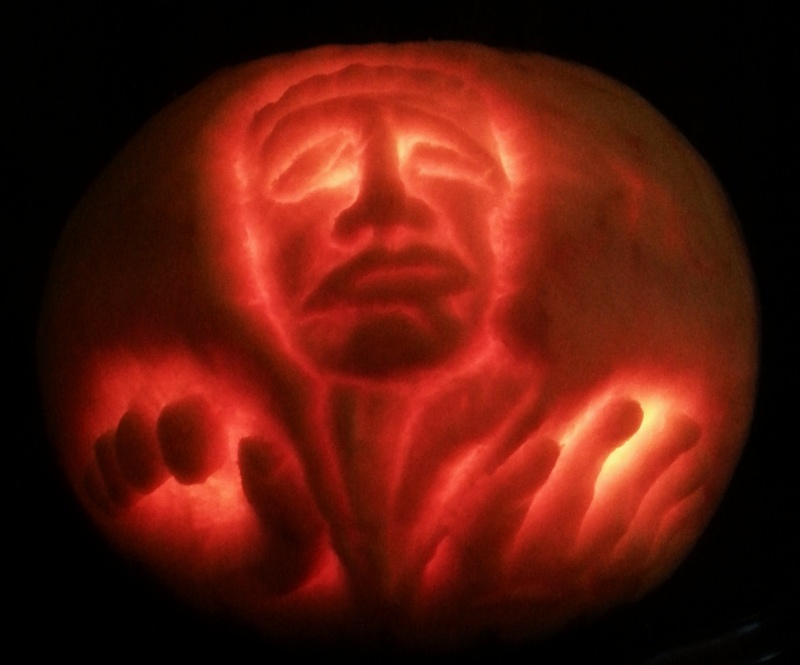 "1st Annual "" TIG STAR WARS PUMPKIN CARVING CONTEST ""  - **WINNING ENTRIES** - Page 5 611"