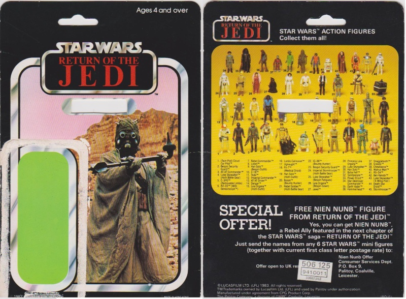 """The General Mills 45 back & Palitoy """"non factory sealed"""" discussion. - Page 11 Sand_p10"""