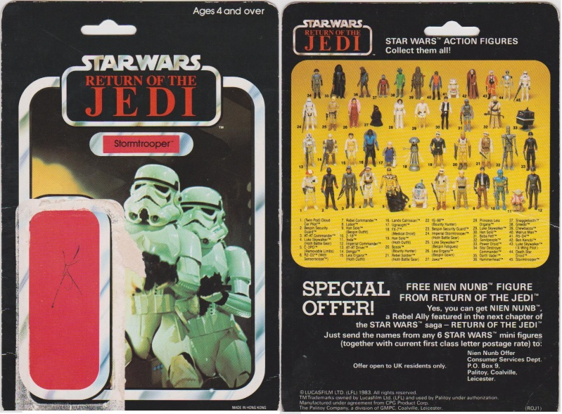 """The General Mills 45 back & Palitoy """"non factory sealed"""" discussion. - Page 11 Stormt10"""