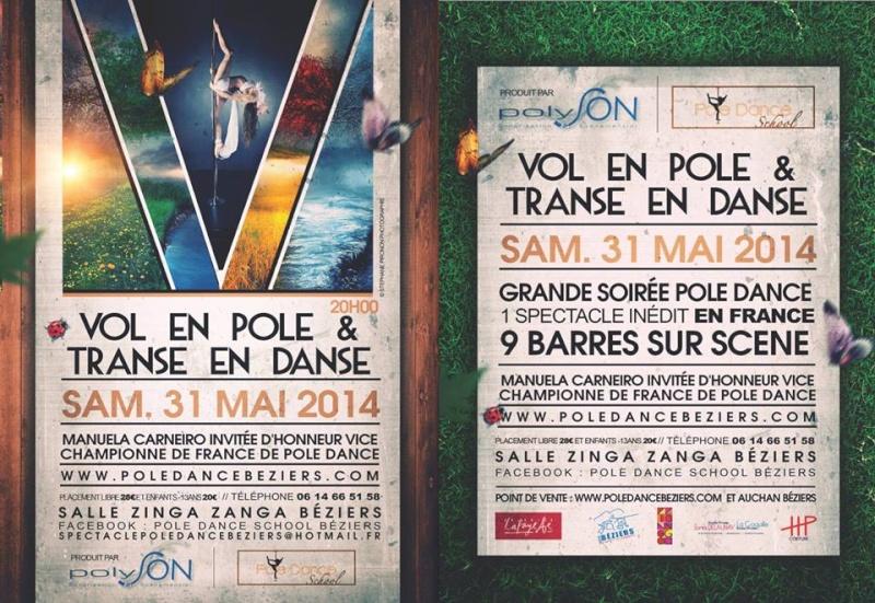 [BEZIERS] Vol en Pole & Transe en Danse - 31/05/2014 19019110
