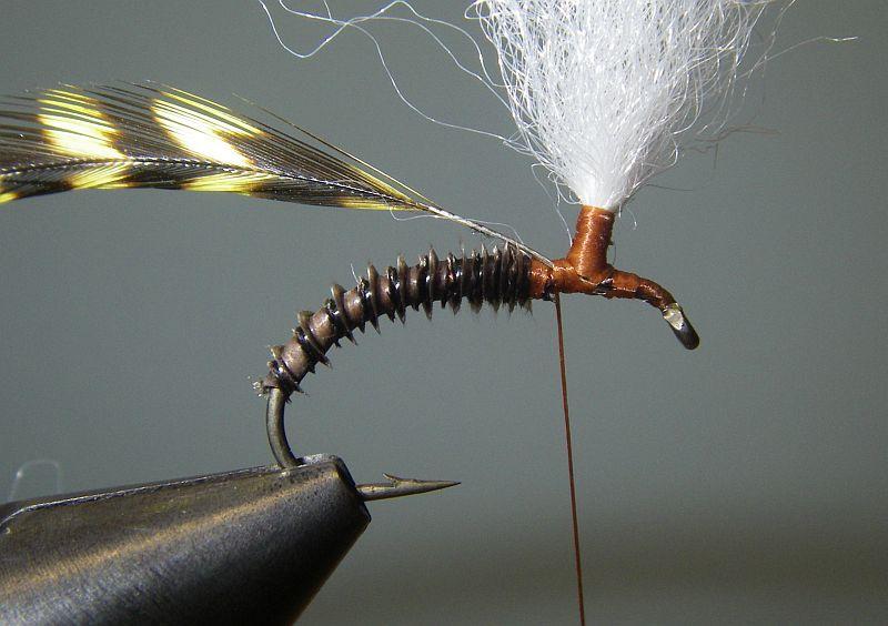 Montage Parachute Para610