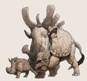 Bestiaire de la Plaine Brumeuse. Corytr10