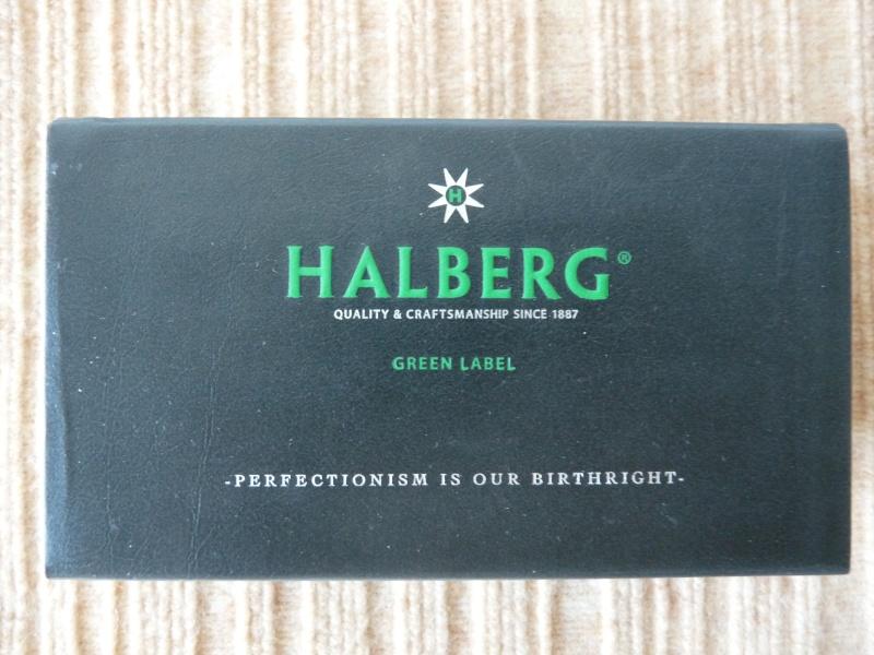 Dégustation de Halberg green label (aro), merci Norsum P1160321