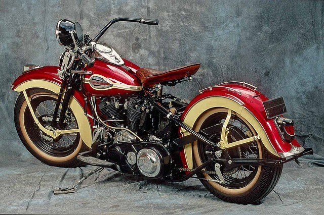 Les vieilles Harley....(ante 84) par Forum Passion-Harley - Page 5 Old_hd10
