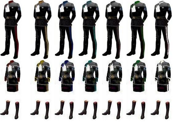 New Uniforms Classa10