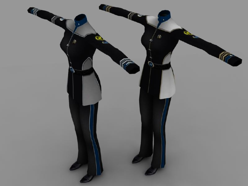 New Uniforms Linean10