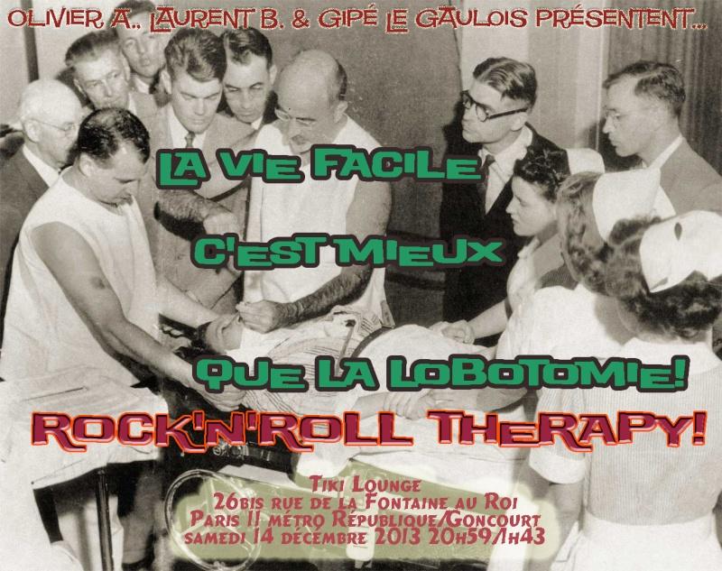 La Vie Facile au Tiki Lounge Flyer11