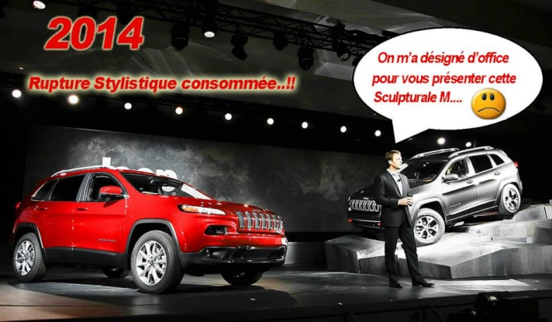 Jeep, le roi du 4x4, affiche des ventes record... mais pas en France  14685010