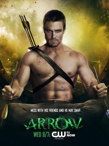 Arrow ( WB TV &CW ) Arrow10