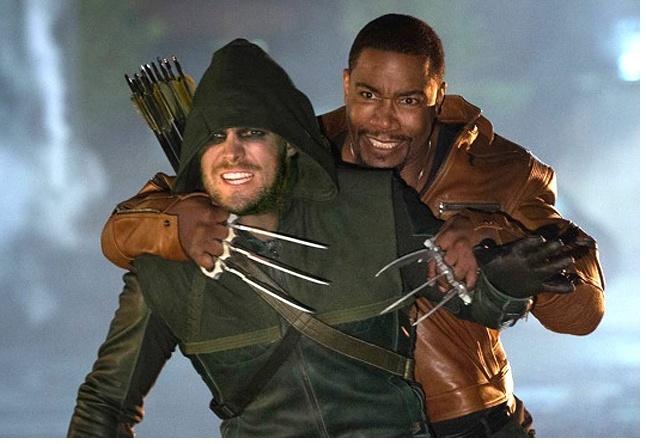 Arrow ( WB TV &CW ) Arrow_11
