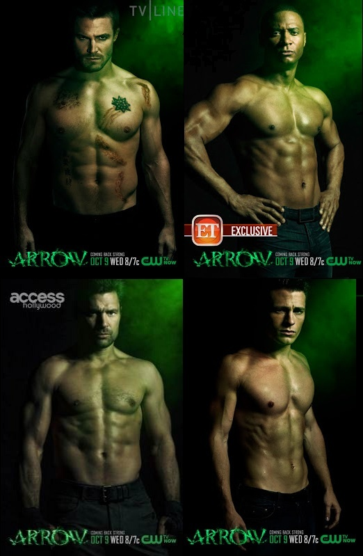 Arrow ( WB TV &CW ) Arrow_12
