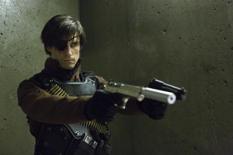 Arrow ( WB TV &CW ) Michae10