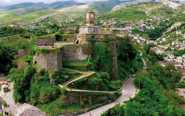 Qyteti i Gjirokastres 13836610