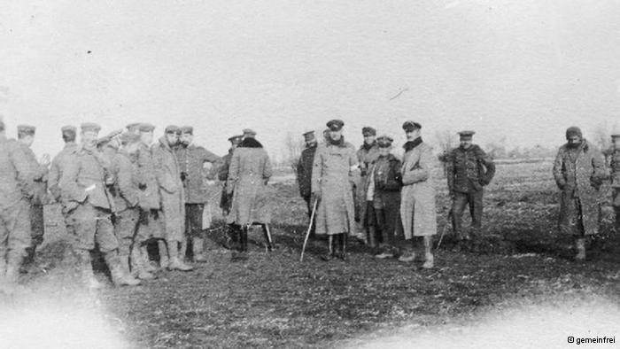 Kur armët heshtën: Paqja e Krishtlindjeve e vitit 1914 24-dhj10