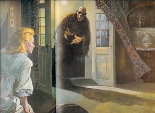 Vampiri i Croglin Grange 811
