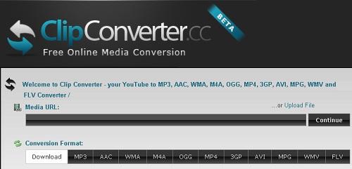 Clip Converter free Download Clipco10