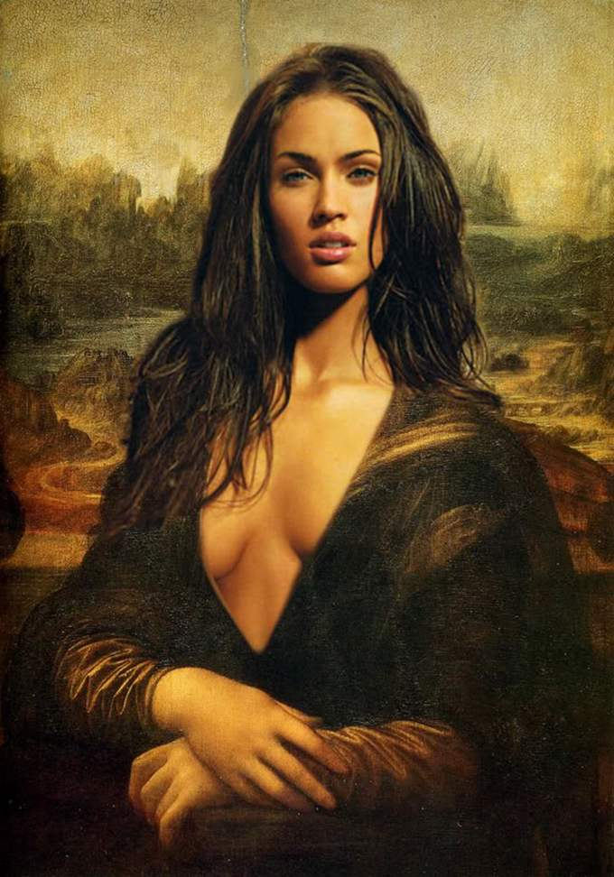 Mona Liza lol Photos10