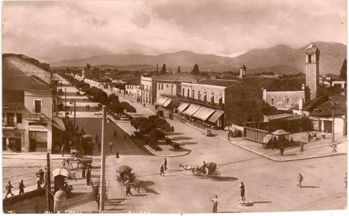 Foto te vjetra Tirana11