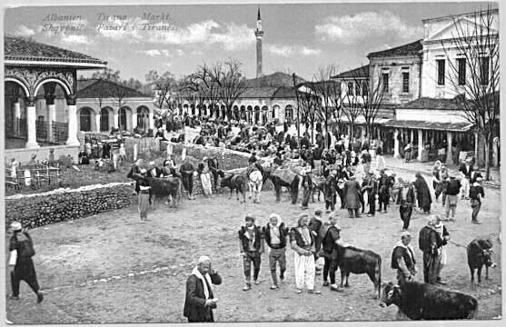 Foto te vjetra Tirana12