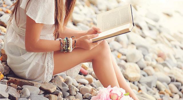 Perse te lidheni me vajza qe pelqejne te lexojne? Vajza_10
