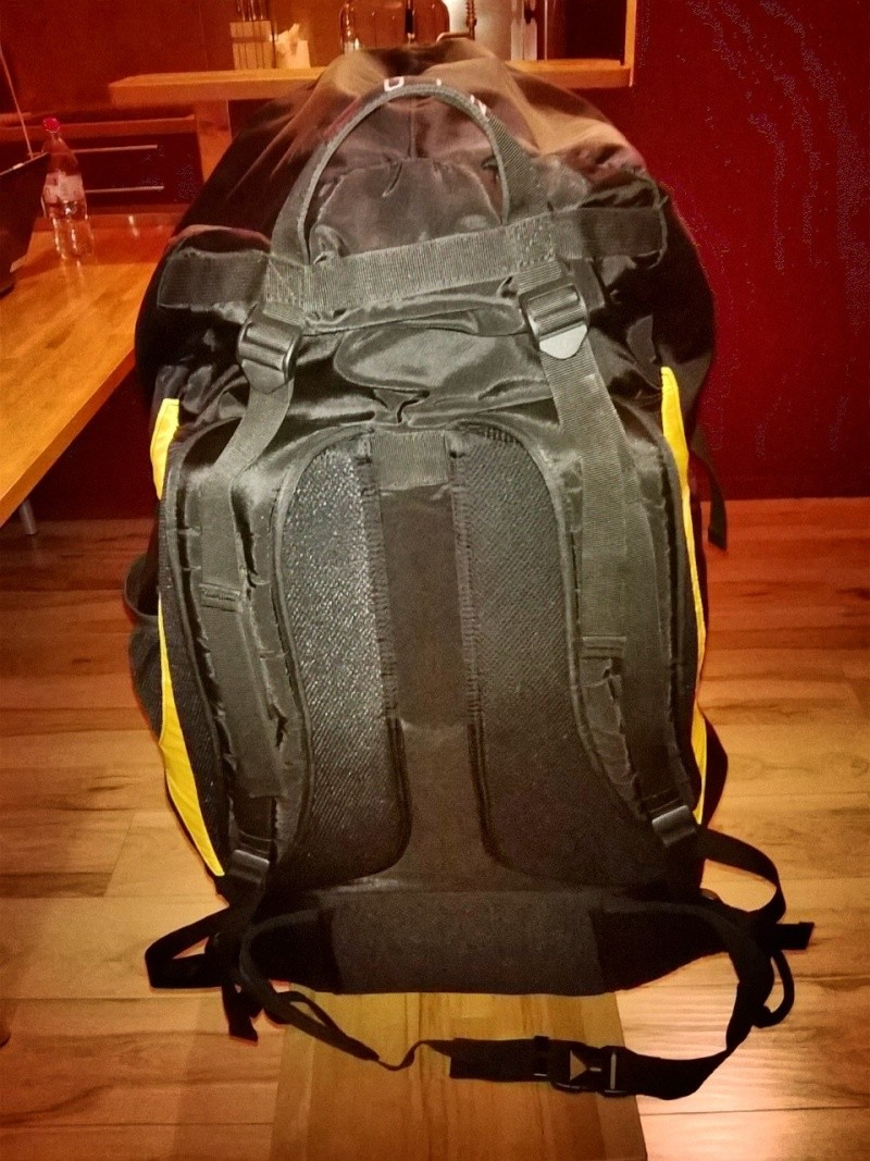 """[VENDS] Sellette Gin Gingo Airlight taille """"M"""" Camera11"""