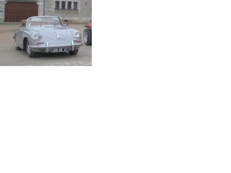 BT5 Cabriolet  1960 356-110