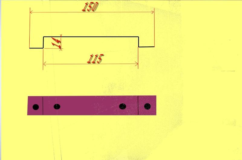 800VN - Tuto pour les nuls: garde boue arrière avec les moyens du bord pour style bobber!!!! Copie_10