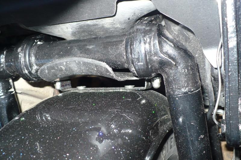 800VN - Tuto pour les nuls: garde boue arrière avec les moyens du bord pour style bobber!!!! P1050614