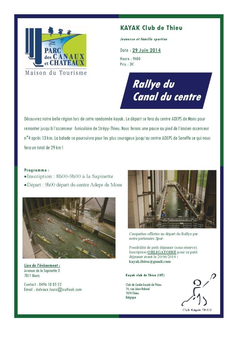 29/06/2014 Rallye du canal du Centre - Page 2 Rally210