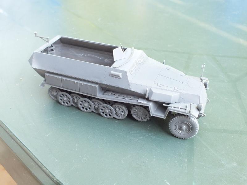Sdkfz 251/1 Tamiya 1/35 Dscf2211