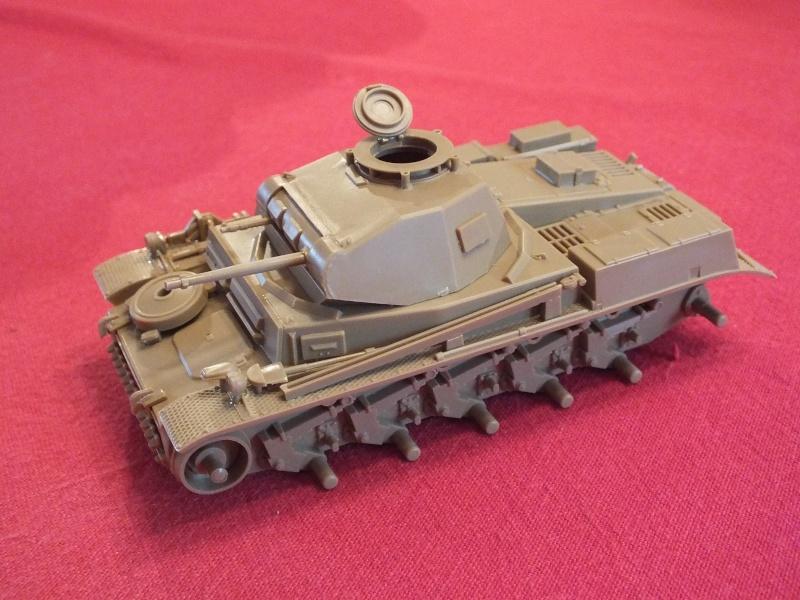 Panzer II ausf .F Tamiya 1/35 : FINI Dscf2710