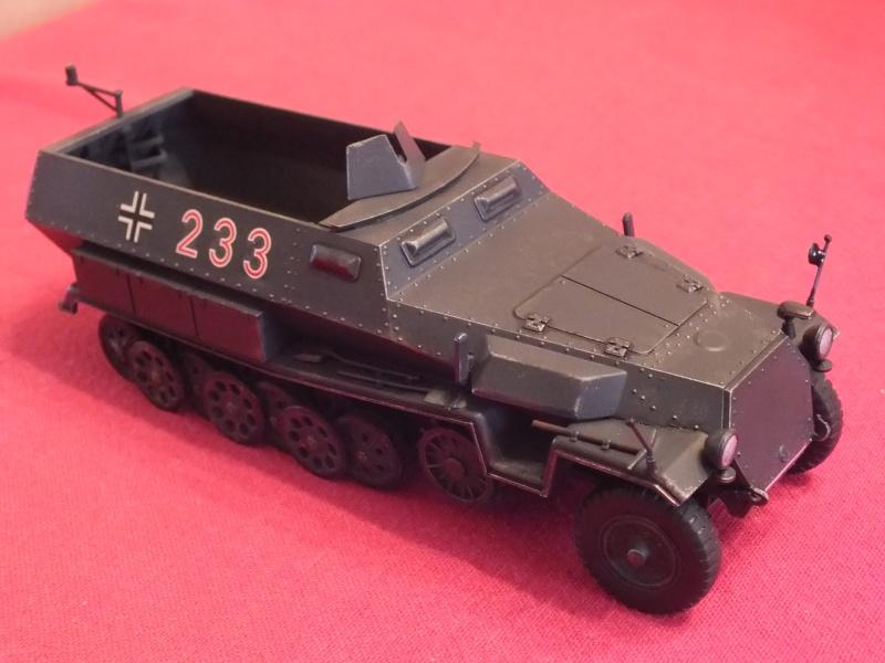 Sdkfz 251/1 Tamiya 1/35 Dscf2712