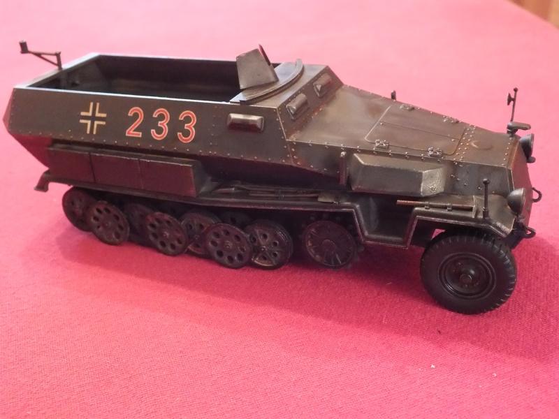 Sdkfz 251/1 Tamiya 1/35 Dscf2713