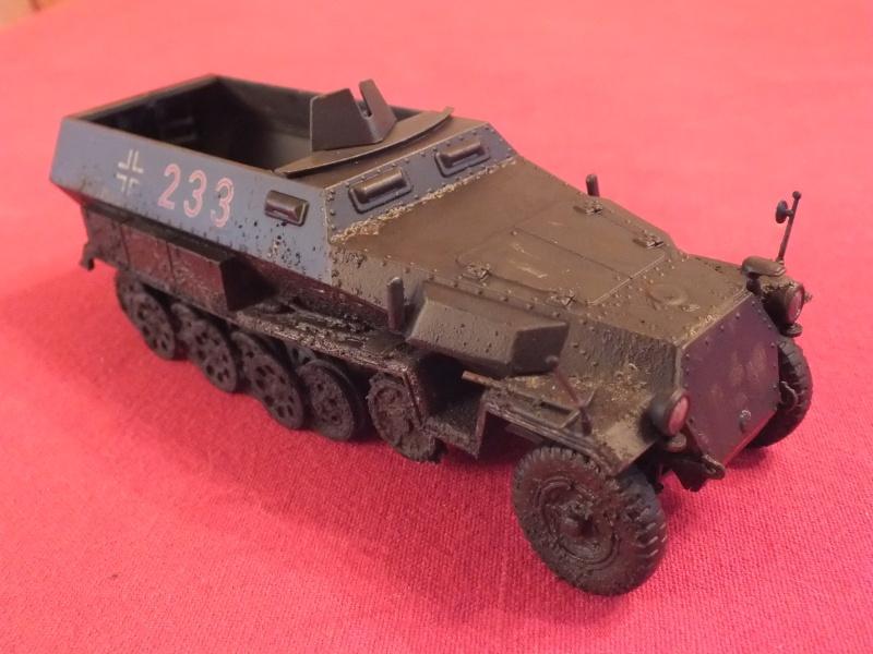 Sdkfz 251/1 Tamiya 1/35 Dscf2716