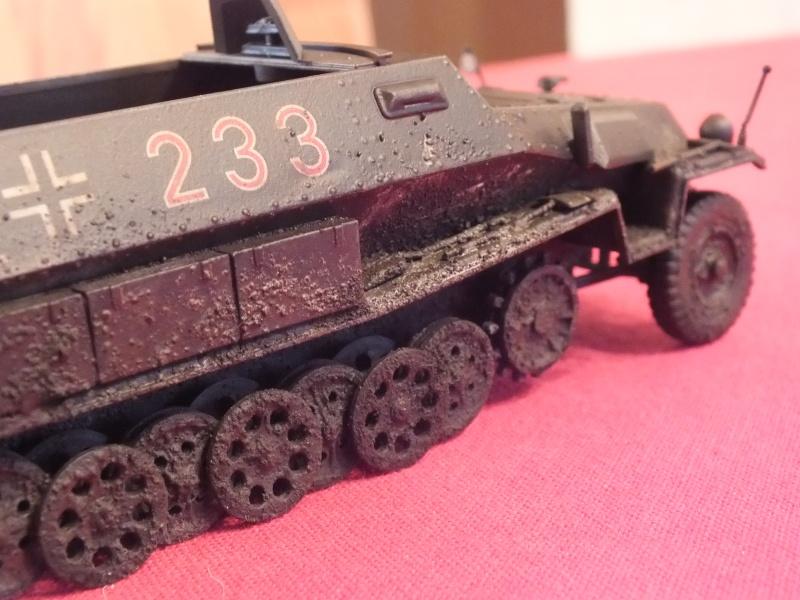 Sdkfz 251/1 Tamiya 1/35 Dscf2717