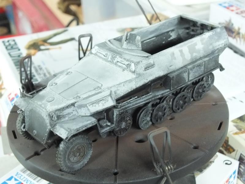 Sdkfz 251/1 Tamiya 1/35 Dscf2718