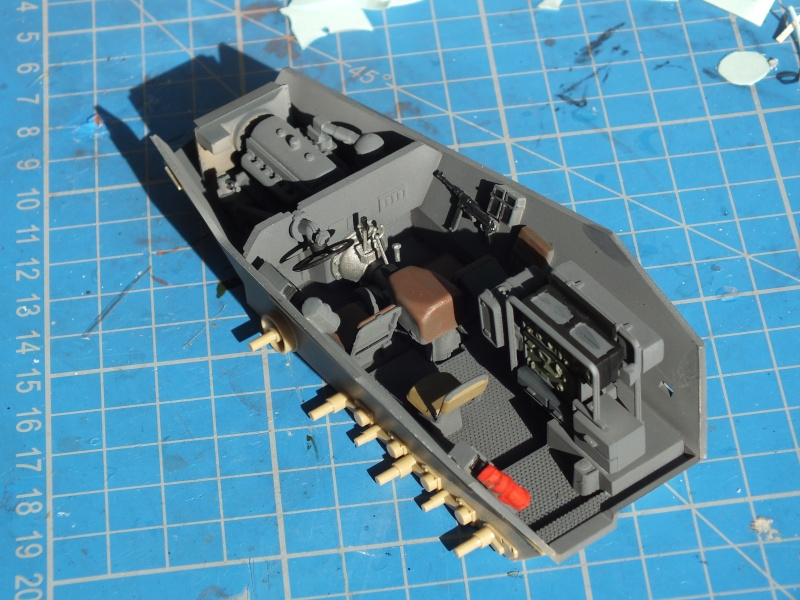 Sdkfz 250/3 Tamiya 1/35 Dscf2719