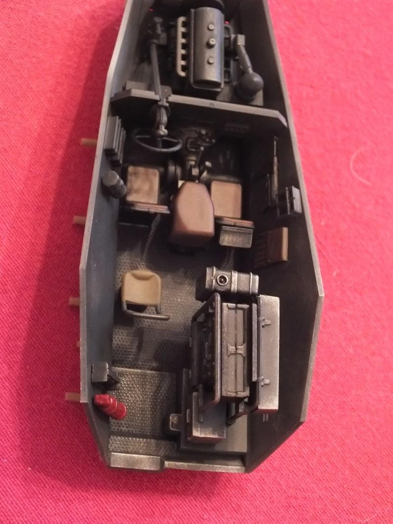 Sdkfz 250/3 Tamiya 1/35 Dscf2720
