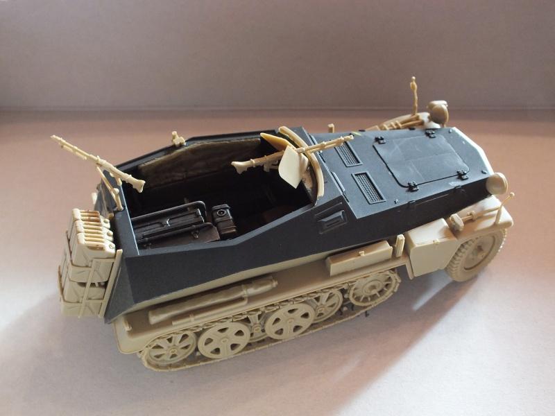 Sdkfz 250/3 Tamiya 1/35 Dscf3532