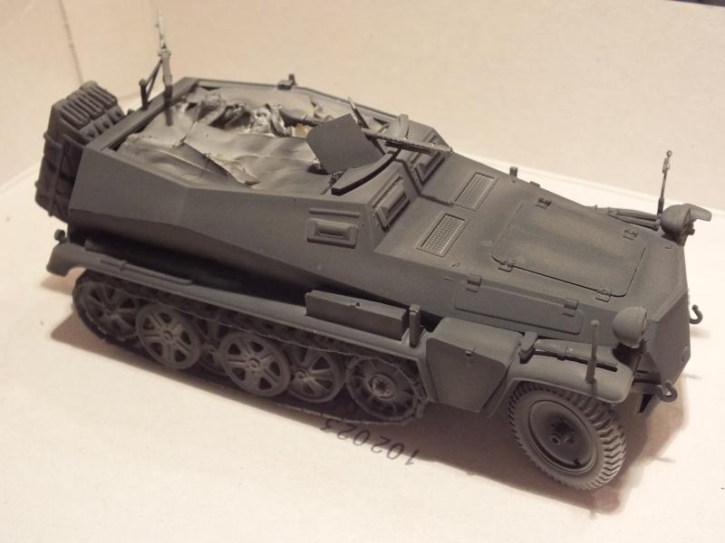 Sdkfz 250/3 Tamiya 1/35 Dscf3533