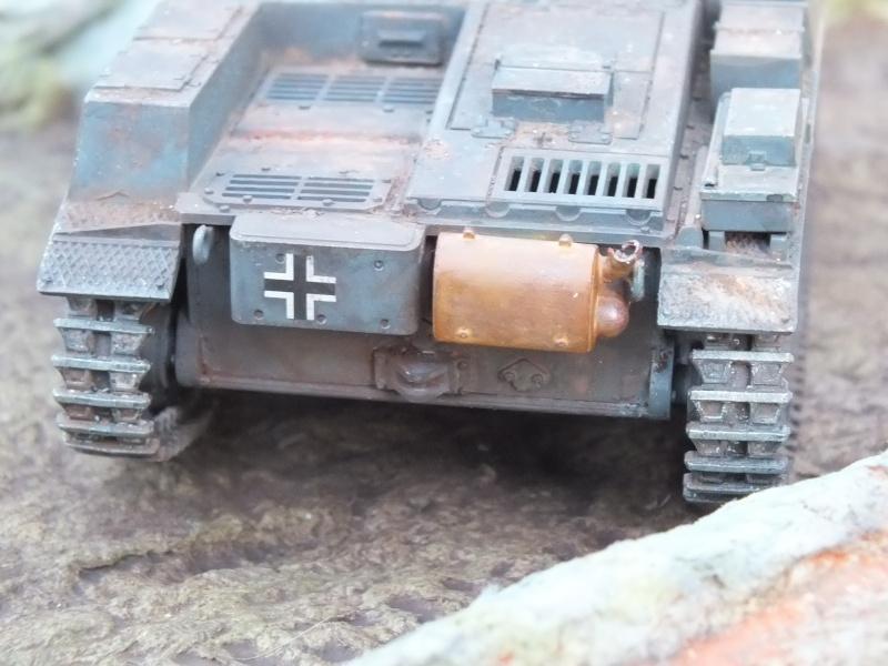 Panzer II ausf .F Tamiya 1/35 : FINI - Page 2 Dscf3812