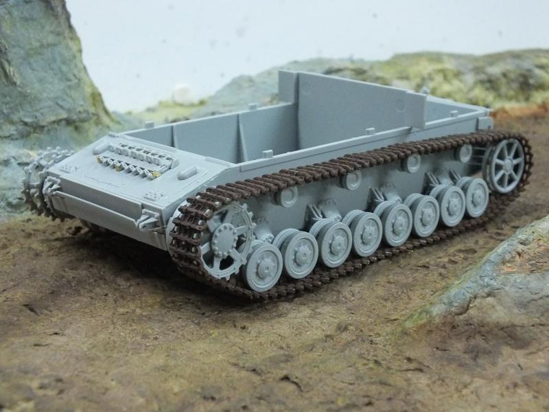 Panzer IV ausf G Dragon 1/35 Dscf3819