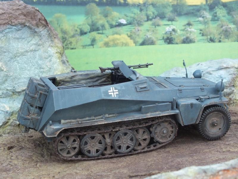 Sdkfz 250/3 Tamiya 1/35 Dscf3910