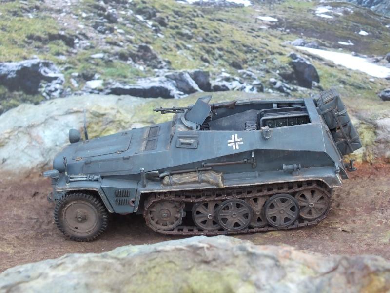 Sdkfz 250/3 Tamiya 1/35 Dscf3911