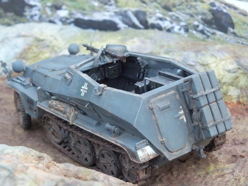 Sdkfz 250/3 Tamiya 1/35 Dscf3912