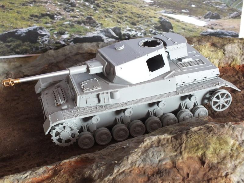 Panzer IV ausf G Dragon 1/35 Dscf3914